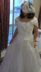Wedding dress size 10-12 in NOWRA