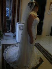Wedding dress size 10-12 NOWRA