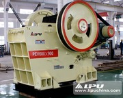 Lipu PEV Jaw Stone Crusher