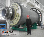 2012 New Type Ball Mill-Lipu