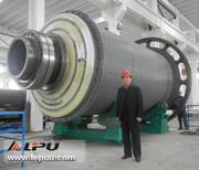 2012 New Type Ball Mill-Lipu