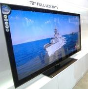 SAMSUNG UA55C9000 55 inches (140cm) Full HD 3D 9 Series LCD TV