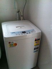 >>  LG Washing Machine 5kg top loader almost new $230.00