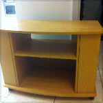 >> TV Cabinet with Bright Mood Color $10.00