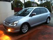 My Mum automatic 2003 Honda Civic Hatchback cheap fuel 8, 900 A$8, 900