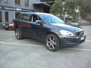 VOLVO XC60 VOLVO XC60 T5  2012 6 SPEED AUTO WITH REGO AND RWC