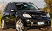 MERCEDES-BENZ ML63 2008 Mercedes-Benz ML63 AMG Auto 4x4