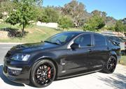 holden hsv 2010 Holden Special Vehicles Clubsport R8 Manual