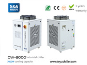 S&A industrial water chillers for laboratory application